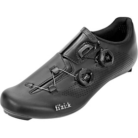 Fizik Aria R3 Zapatillas Racing Bike, black/black